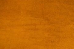 Orange leather texture Royalty Free Stock Photo