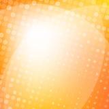 Orange light abstract background Royalty Free Stock Photos