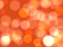 Orange lights Royalty Free Stock Images