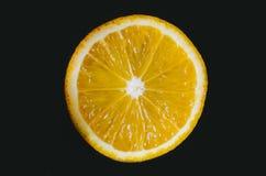 Orange And Limon Stock Photography