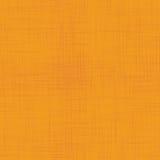 Orange linen seamless texture Royalty Free Stock Photo