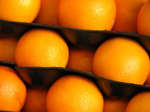 Orange Lines Royalty Free Stock Images