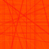 Orange lines Royalty Free Stock Photo