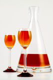 Orange liquor Royalty Free Stock Images