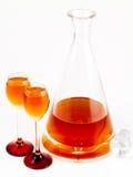 Orange liquor Stock Photos