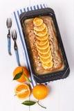 Orange loaf Royalty Free Stock Photos