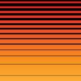 Orange lutningbakgrund Royaltyfri Bild