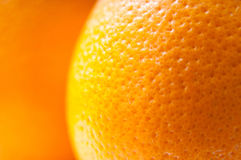 Orange - macro Photo stock