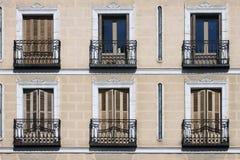 Orange Madrid Building