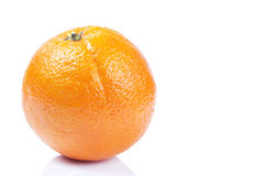 Orange,Mandarin. Mandarin  on white background,citrus fruit Royalty Free Stock Photos