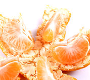 Orange mandarin Fruit Stock Images