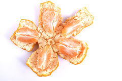 Orange mandarin Fruit Royalty Free Stock Photos