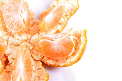 Orange mandarin Fruit Stock Image
