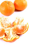 Orange mandarin Fruit Royalty Free Stock Photo