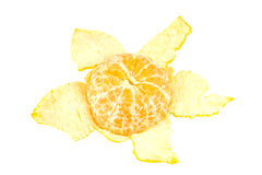 Orange mandarin Stock Photo