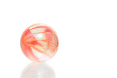 Orange Marble Royalty Free Stock Photography