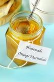 Orange Marmalade Stock Image