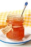 Orange marmalade. Stock Photo