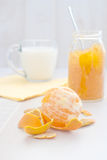 Orange marmalade Royalty Free Stock Photos