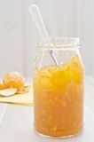 Orange marmalade Royalty Free Stock Photo