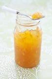 Orange marmalade Royalty Free Stock Image