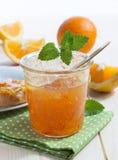 Orange marmalade Stock Photos