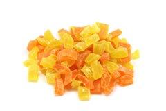 Orange marmalade Royalty Free Stock Images