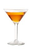 Orange Martini royalty free stock photo