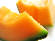 Orange melon Stock Photography