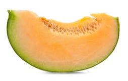 Orange melon isolated Stock Images