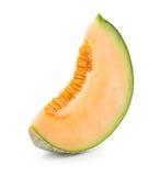 Orange melon isolated Stock Image