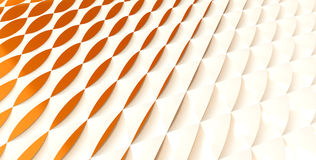 Orange Mesh Stock Photography