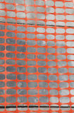Orange mesh Stock Photo