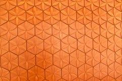 Orange Metal background Stock Photos