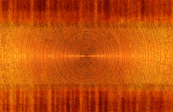 Orange metallic grunge background Royalty Free Stock Images