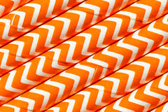 Orange modell för abstrakt bakgrund Arkivbild