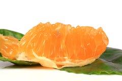 orange moget Arkivfoto