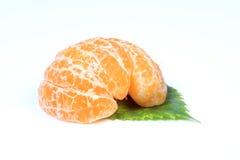 orange moget Arkivbilder