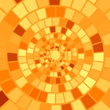 Orange Mosaic Background Royalty Free Stock Images