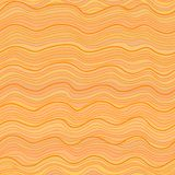 Orange mosaic seamless Royalty Free Stock Photography