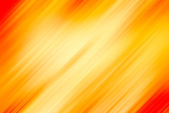Orange motion abstract background Stock Image
