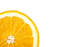 Orange - much copyspace Royalty Free Stock Images