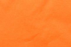 Orange napkin background Stock Photos