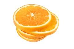 orange navel Images libres de droits