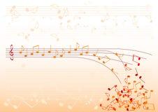 Free Orange Notes Stock Images - 11606304