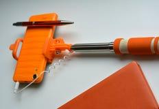Orange objekt Arkivbild