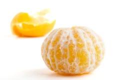 Orange ohne Schale Lizenzfreie Stockfotografie
