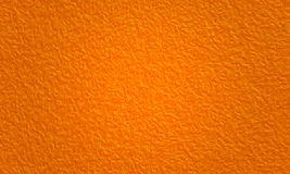 Orange oil paint background for poster stock photography