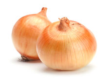 Orange onion stock photo