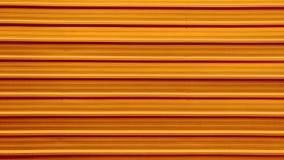 Orange panel container texture. Orange panel container texture background Stock Photography